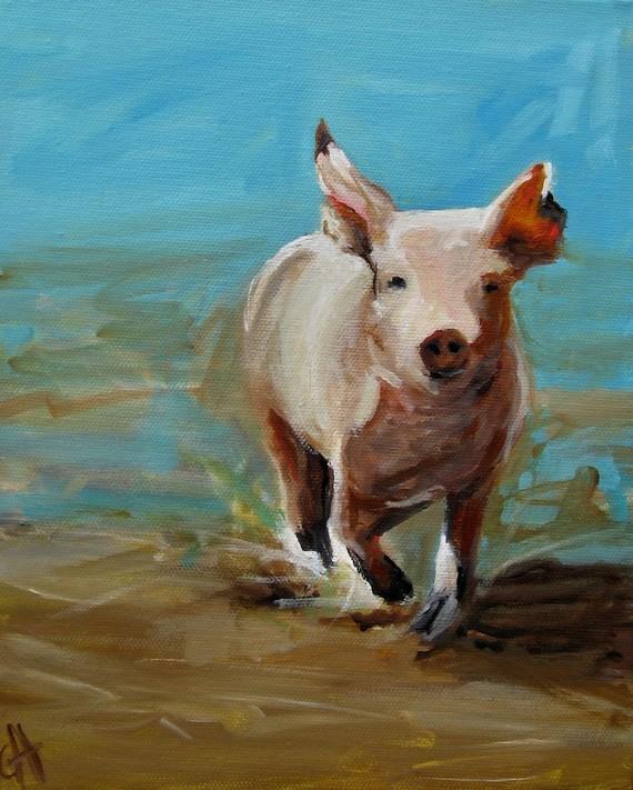 Pig Print